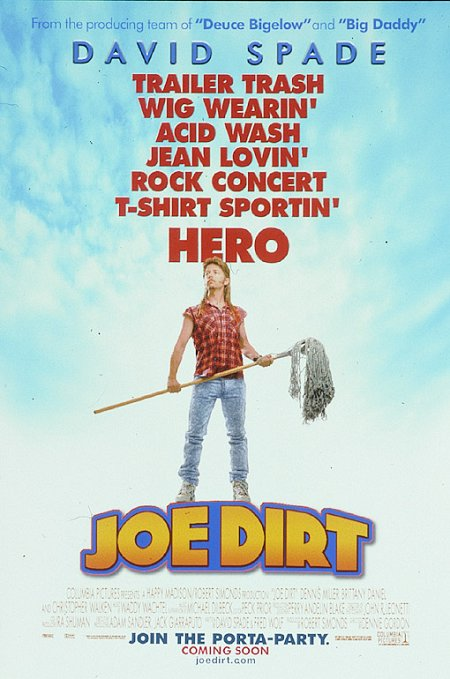 Joe Dirt 2001 BRRip XviD MP3-XVID