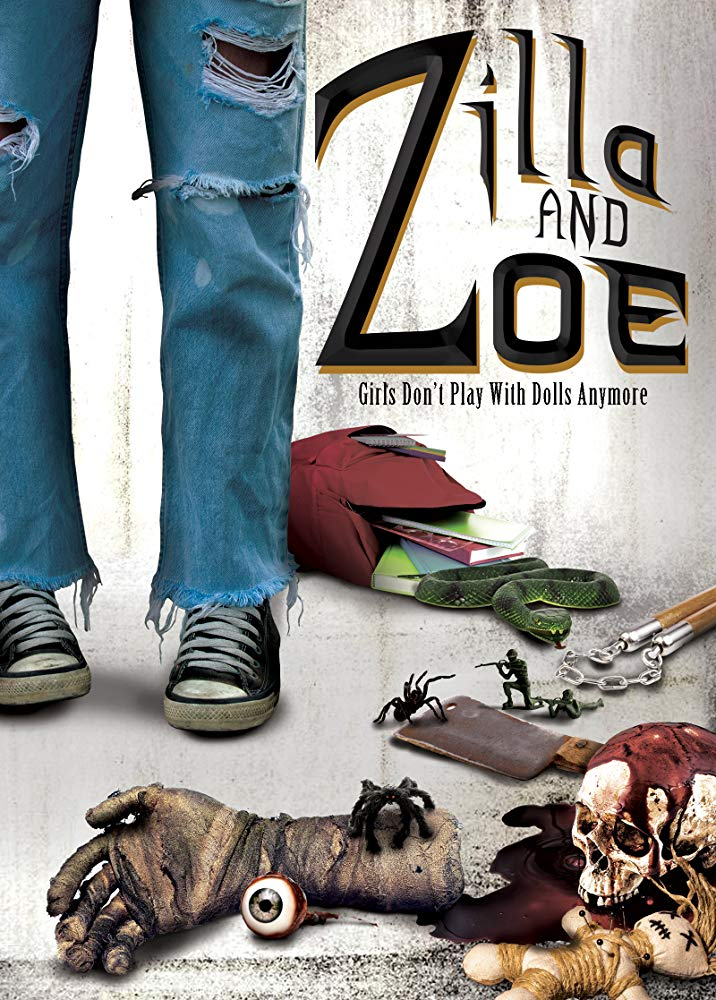 Zilla And Zoe 2017 WEB-DL XviD MP3-FGT