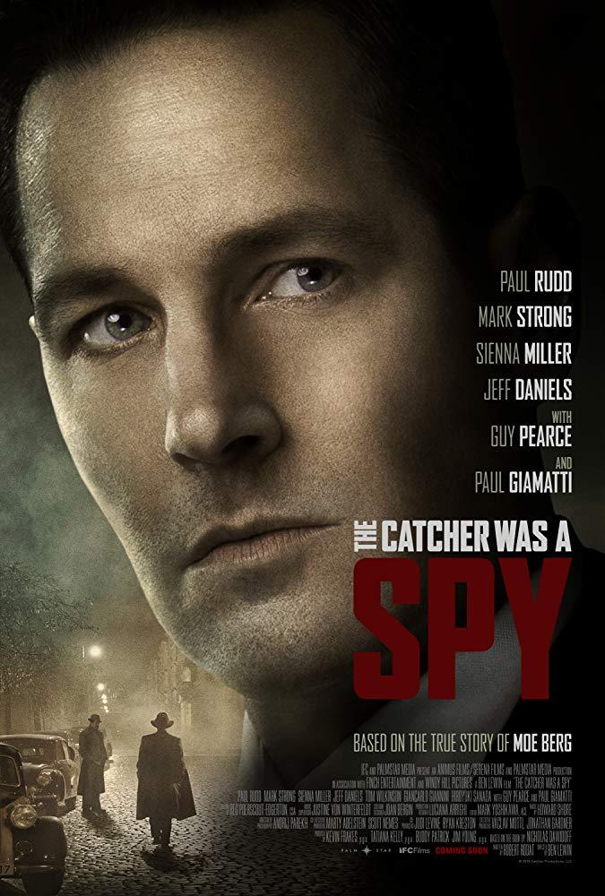 The Catcher Was a Spy 2018 1080p AMZN WEBRip DDP5 1 x264-NTb