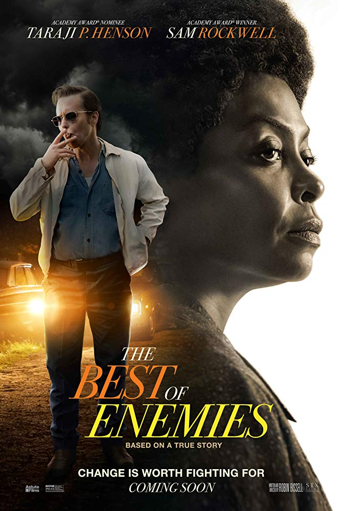 The Best of Enemies 2019 HDRip AC3 x264-CMRG