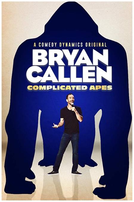 Bryan Callen Complicated Apes 2018 1080p WEBRip x264 RARBG