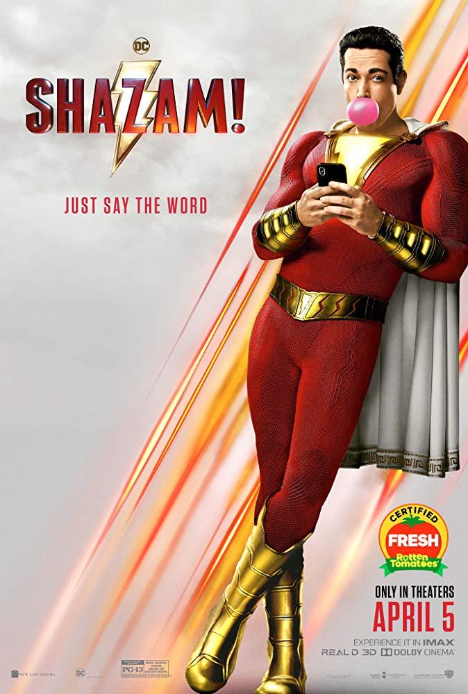 Shazam! 2019 1080p BluRay AC3 6CH 3 3GB - MkvCage