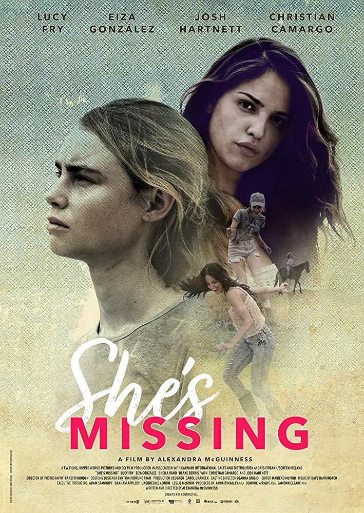 Shes Missing 2019 HDRip AC3 x264-CMRG