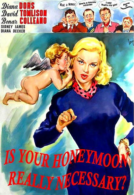 Is Your Honeymoon Really Necessary 1953 DVDRip XViD