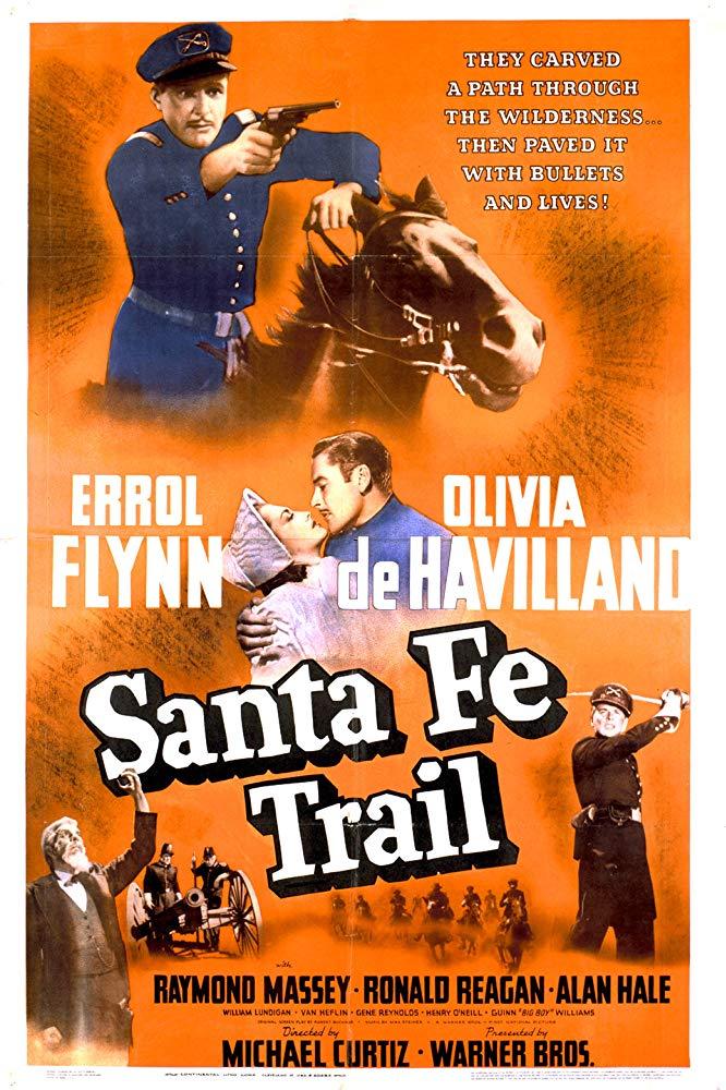 Santa Fe Trail 1940 1080p BluRay H264 AAC-RARBG