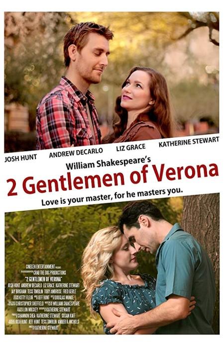 2 Gentlemen of Verona (2018) 720p WEBRip 800MB x264 GalaxyRG