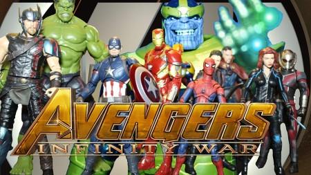 Marvel's Avengers The Infinity Wars(2018)Mp 4 X264 1080p AACDaScubaDUde