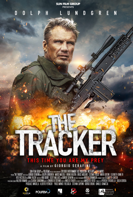 The Tracker (2019) HC HDRip XviD AC3 EVO