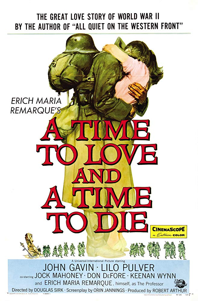 A Time To Love And A Time To Die 1958 BRRip XviD MP3-XVID