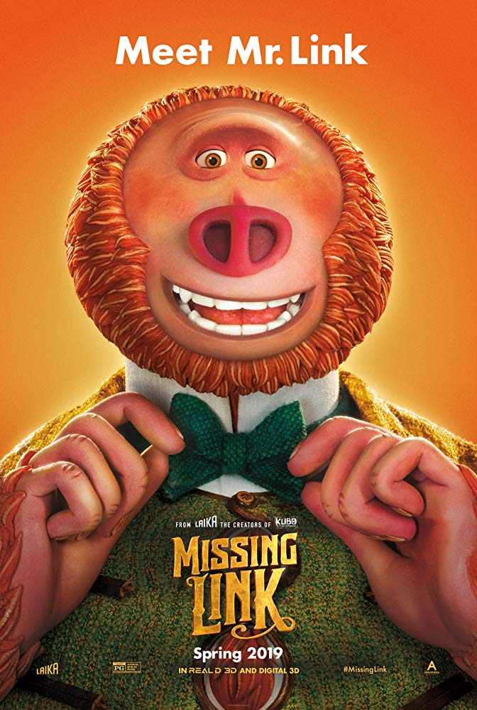 Missing Link 2019 BRRip AC3 x264-CMRG[EtMovies]