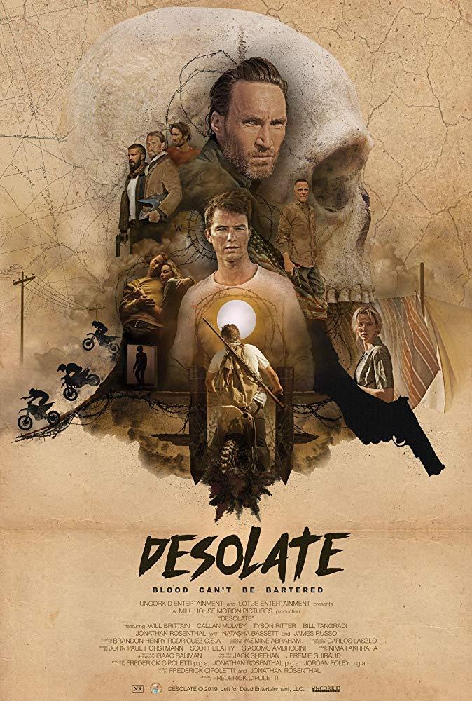 Desolate 2018 720p WEB-DL XviD AC3-FGT