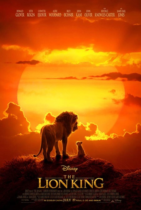 The Lion King (2019) 720p HDCAM H264 AC3 ADDS CUT AND BLURRED Will1869