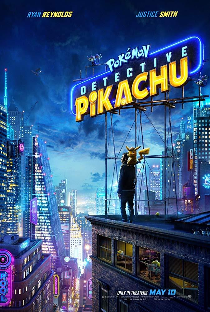 Pokemon Detective Pikachu 2019 720p BrRip 2CH x265 HEVC-PSA