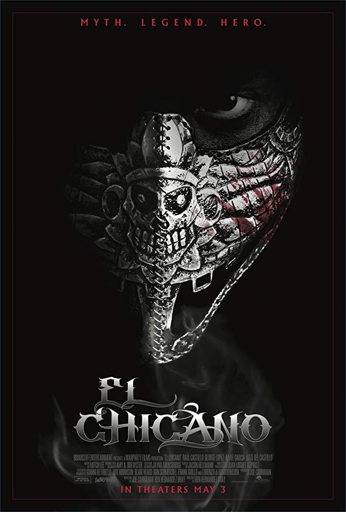 El Chicano 2018 [BluRay] [720p] YIFY