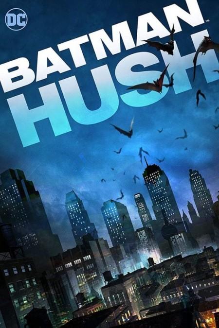Batman Hush (2019) 720p WEB DL H264 AC3 EVO