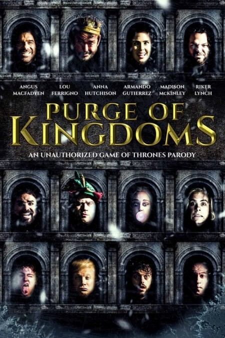 Purge Of Kingdoms (2019) HDRip AC3 x264 CMRG