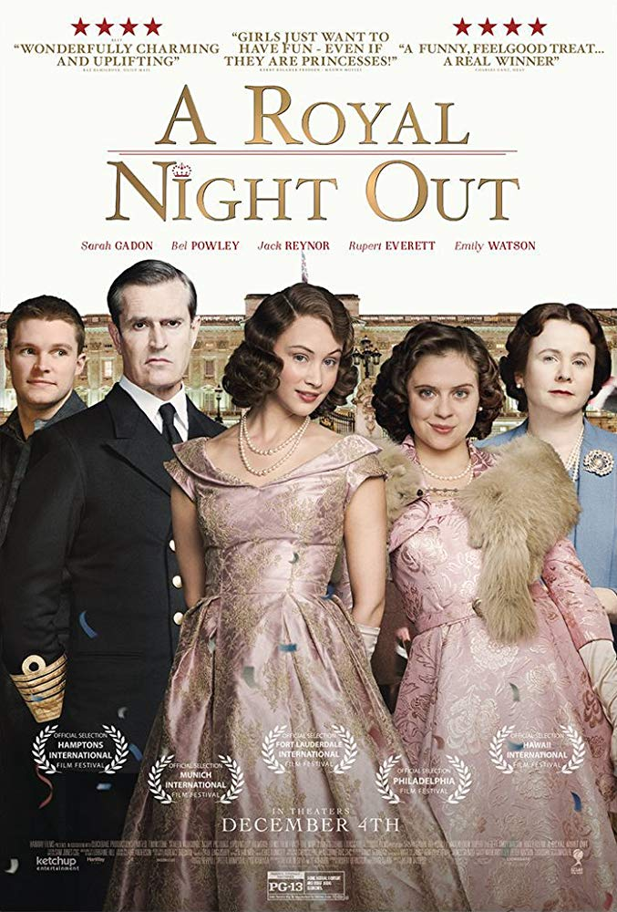 A Royal Night Out 2015 [BluRay] [720p] YIFY