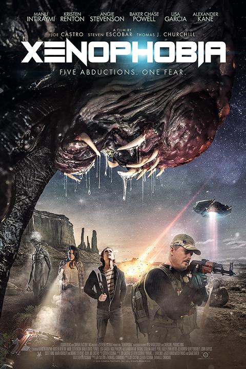 Xenophobia 2019 HDRip XviD AC3-EVO