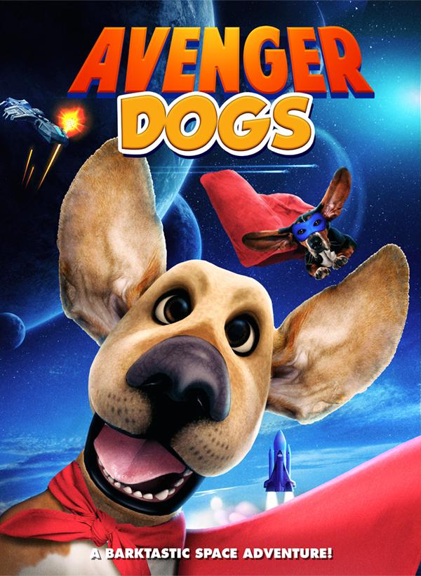 Avenger Dogs 2019 HDRip AC3 x264-CMRG