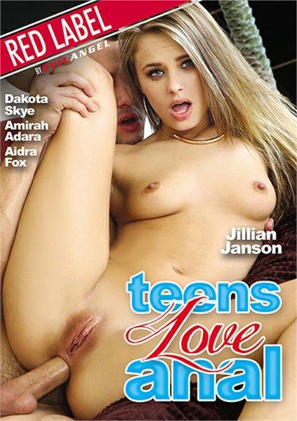 Teens Love Anal XXX DVDRip x264-WOP