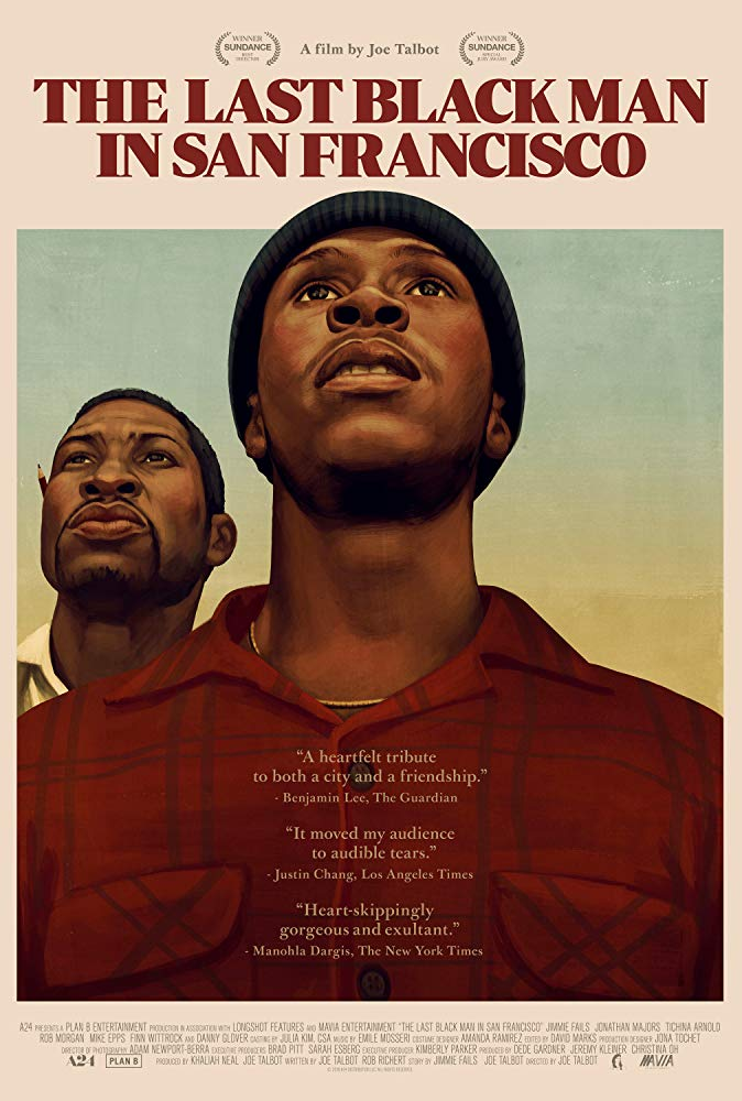 The Last Black Man in San Francisco 2019 720p WEBRip 800MB x264-GalaxyRG