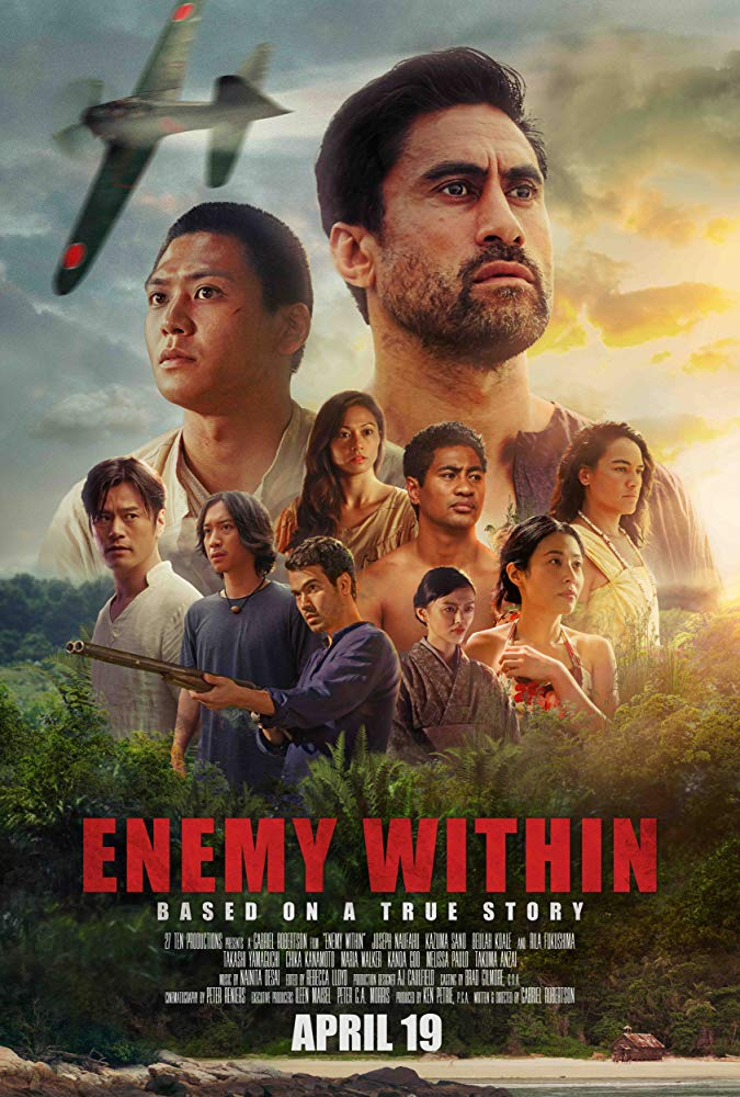 Enemy Within 2019 [WEBRip] [1080p] YIFY
