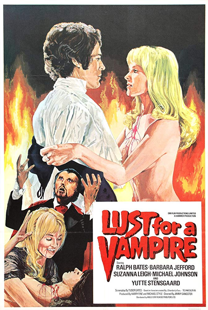 Lust for a Vampire 1971 720p BluRay x264 x0r