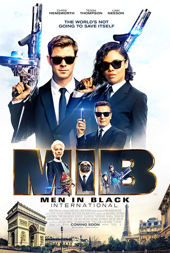 Men in Black International 2019 BRRip XviD AC3-EVO