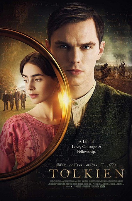 Tolkien 2019 720p BluRay x264 Dual Audio Hindi DD 5 1 English 2 0 ESub MW