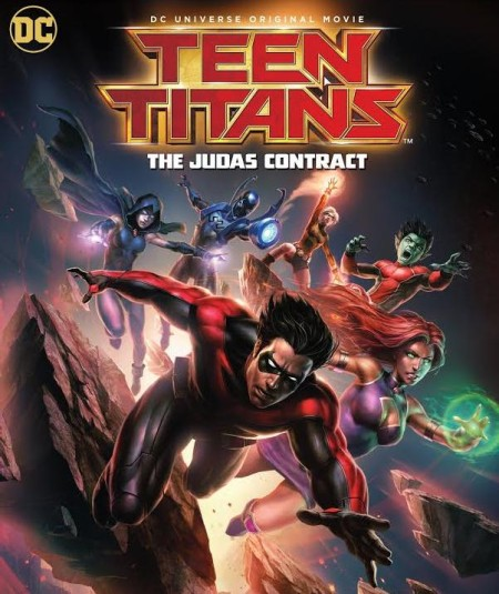 Teen Titans The Judas Contract (2017) 1080p BDRip x265 AAC 5.1 Goki