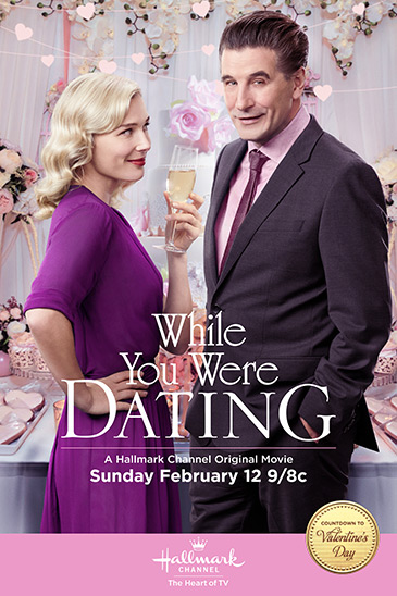 While You Were Dating (2017) 720p WEBRip 800MB x264 GalaxyRG