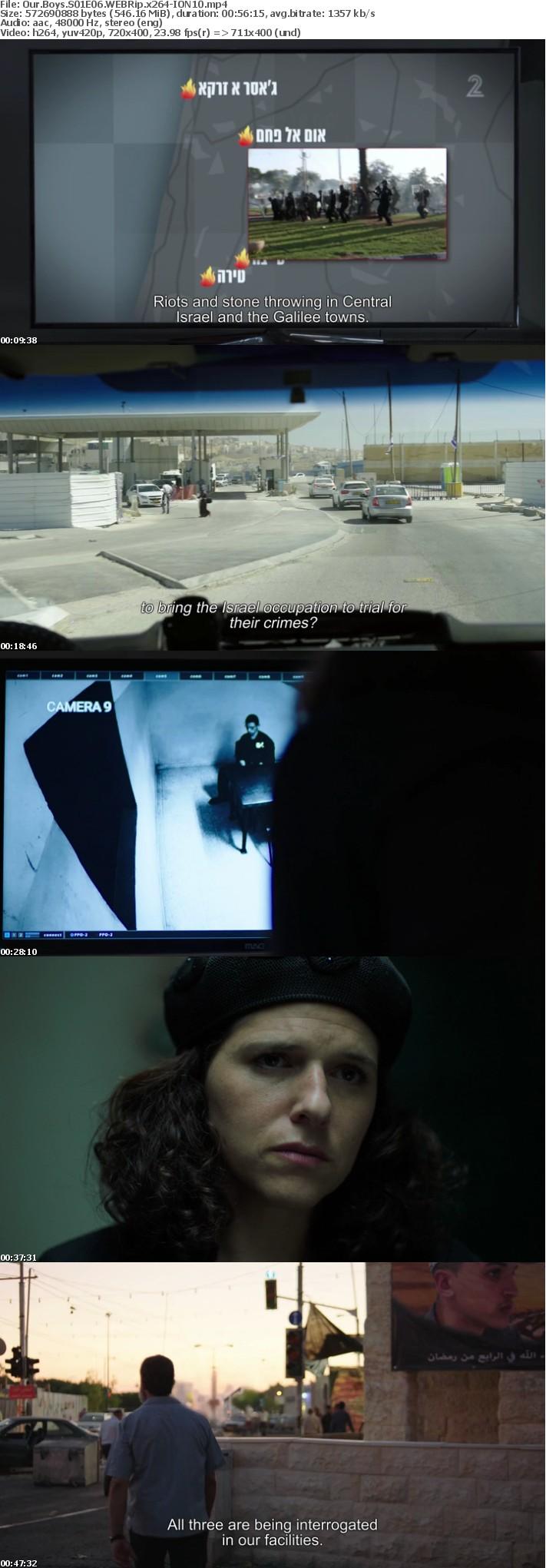 Our Boys S01E06 WEBRip x264-ION10