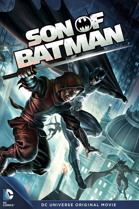 Son of Batman (2014) 1080p BDRip x265.10bit AC3 5.1 Goki