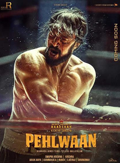 Pailwaan (2019) Hindi PreCAM Rip 1CD x264 AAC 700MB  CV