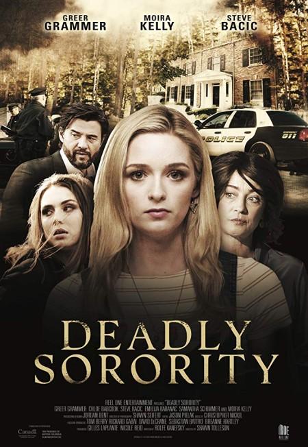 Deadly Sorority (2017) 720p WEBRip 350MB x264 BONE