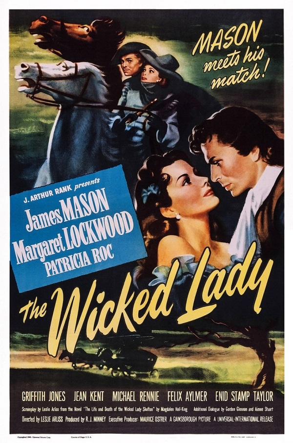 The Wicked Lady 1945 WEBRip XviD MP3-XVID