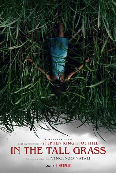 In The Tall Grass (2019) English 720p WEB-DL 850MB ESubs-DLW