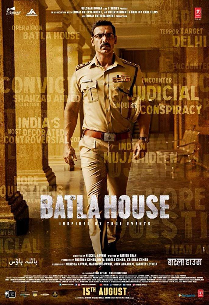 Batla House 2019 720p AMZN WEB-DL x264-MkvCage