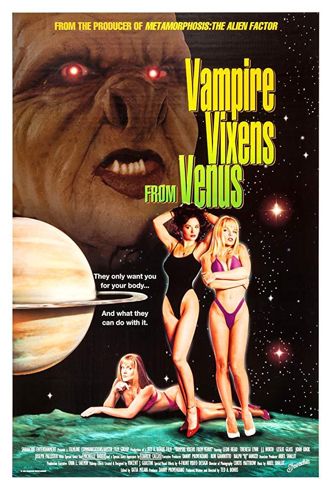 Vampire Vixens from Venus 1995 DVDRip XViD