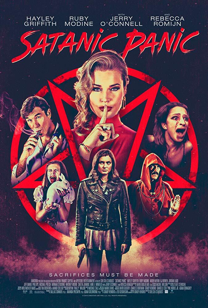 Satanic Panic 2019 BRRip XviD AC3-EVO[TGx]