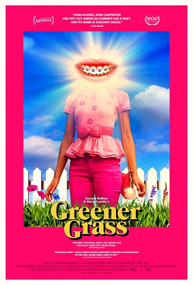 Greener Grass 2019 HDRip XviD AC3 LLG
