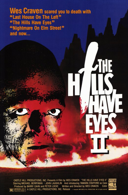 The Hills Have Eyes Part II 1984 BRRip XviD MP3-XVID