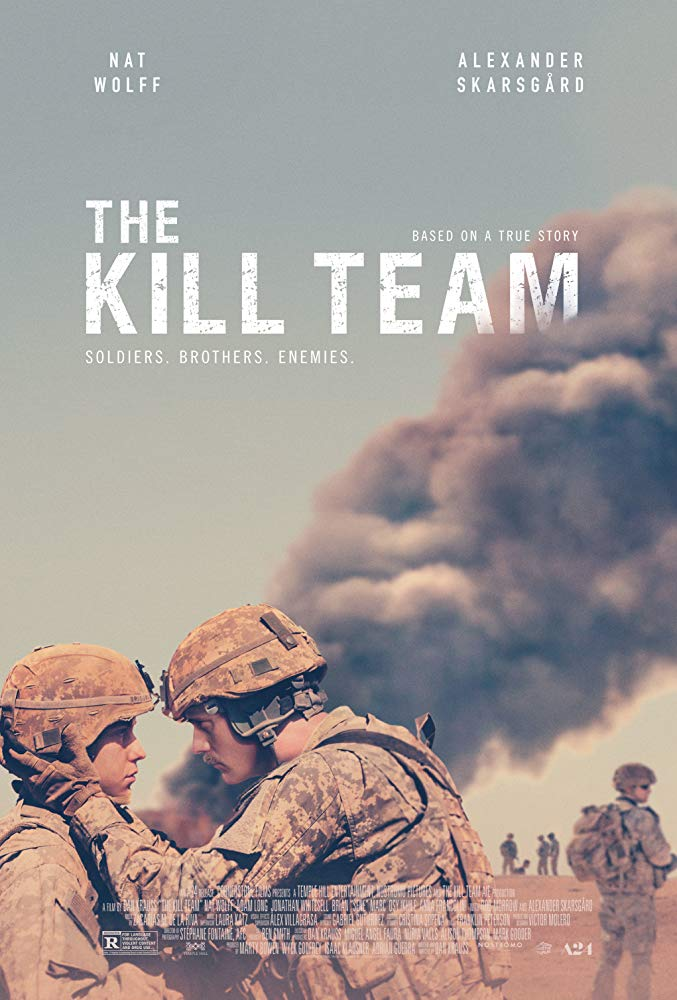 The Kill Team 2019 HDRip XviD AC3-EVO[EtMovies]