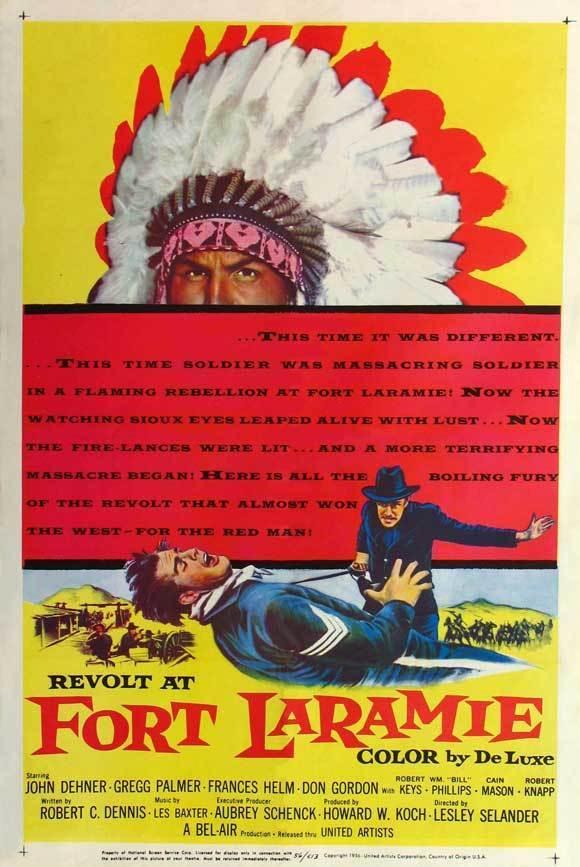 Revolt at Fort Laramie 1957 1080p WEBRip x264-RARBG
