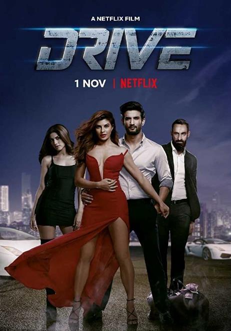 Drive (2019) Hindi 720p HDRip x264 MSubs-DLW