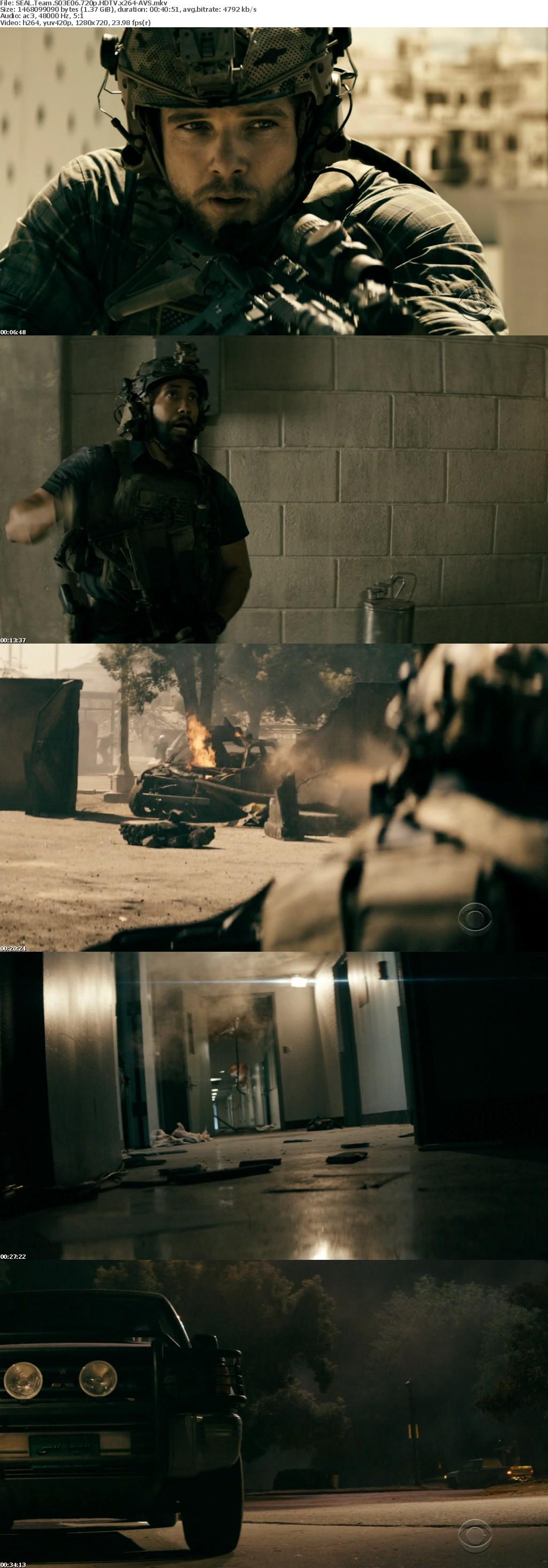SEAL Team S03E06 720p HDTV x264-AVS