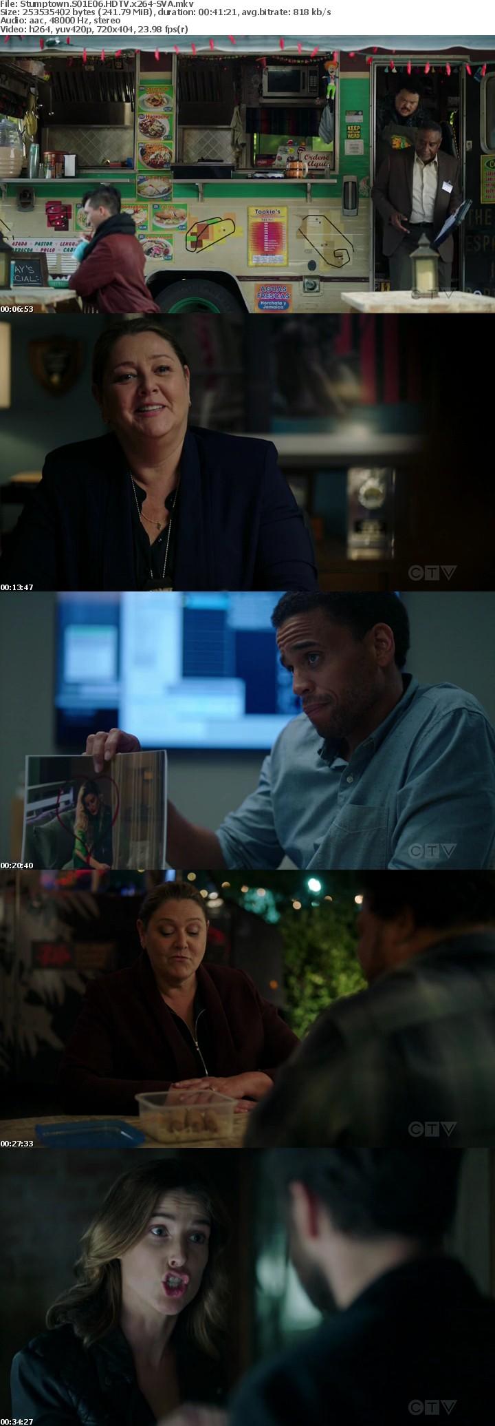 Stumptown S01E06 HDTV x264-SVA