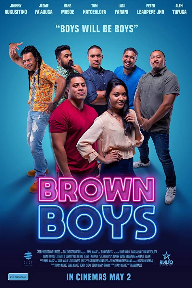 Brown Boys 2019 HDRip AC3 x264-CMRG