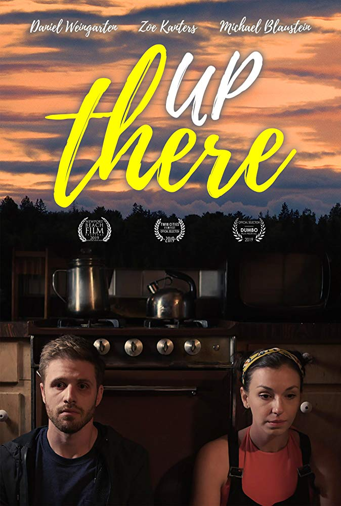 Up There 2019 HDRip XviD AC3-EVO