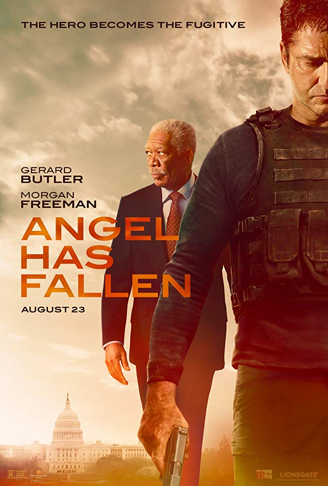 Angel Has Fallen 2019 720p WEB-DL X264 AC3-EVO